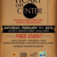 HeART on Center — Feb. 11, 2012