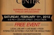 HeART on Center — Feb. 11, 2012